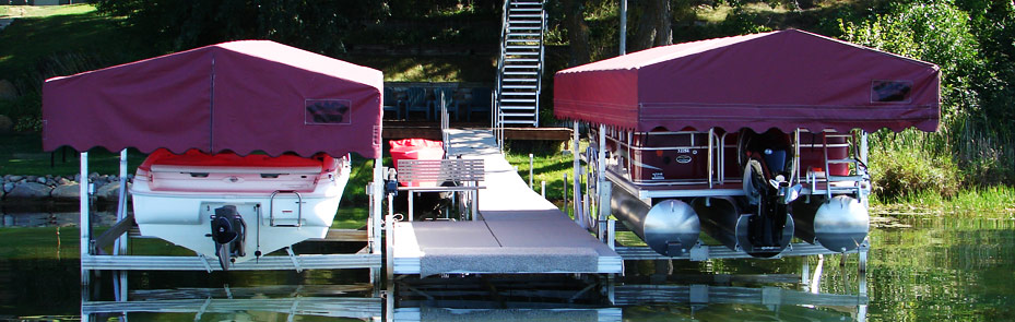 Boat & Pontoon Lifts